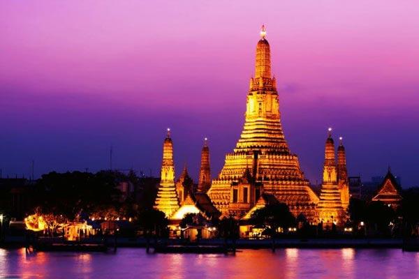 کاخ بزرگ، بانکوک