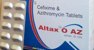 داروی سفکسیم (Cefixime)
